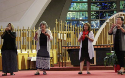Clôture de la visite pastorale