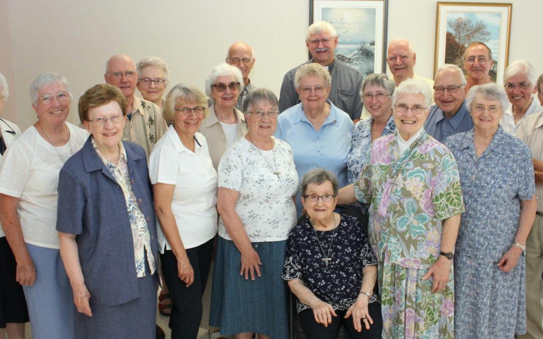 Les missionnaires se retrouvent