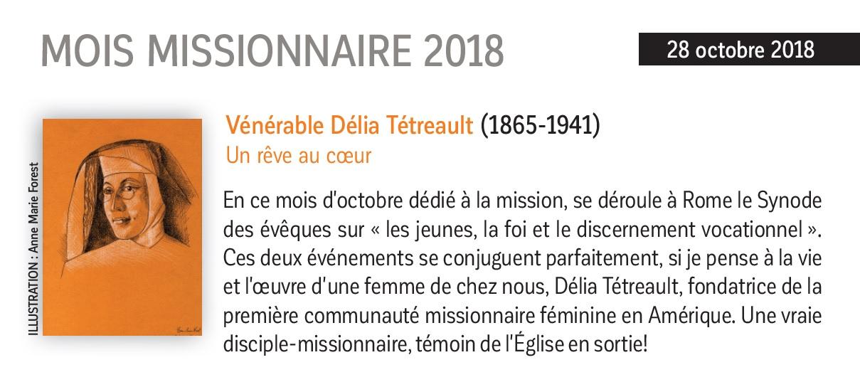 Délia Tétreault