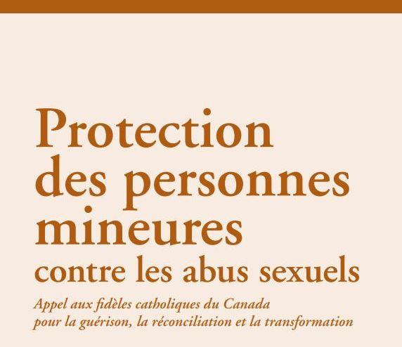 Protection des personnes mineures