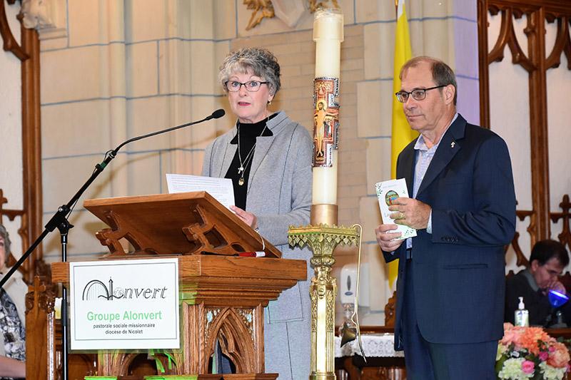 Louise Archambault et Claude Larose