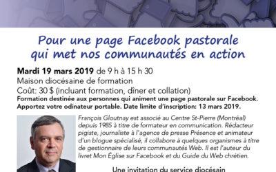 Améliorez votre page Facebook