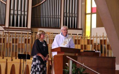 Ordination diaconale à Nicolet